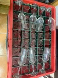 47 Taças de vinho prosecco