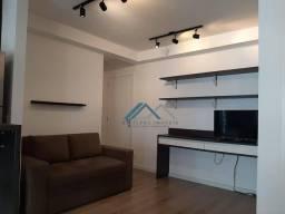 Studio com 1 dormitório para alugar, 42 m² por R$ 2.200,00/mês - Edifício Choice - Barueri