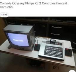 Vendo vídeo game ODYSSEY
