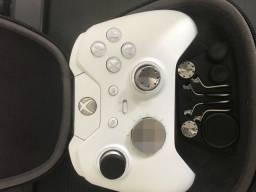 Controle Xbox One Xone Elite white branco
