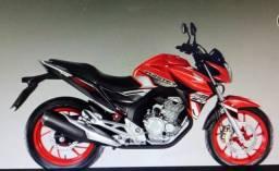 Moto Honda CBS 250 Twister Zero