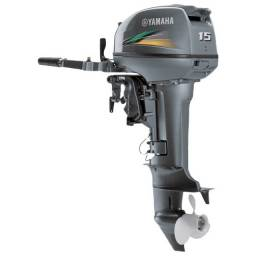 Oportunidade de adquirir seu motor de Popa Yamaha 15 hp