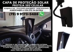 Capa de Proteção Solar - Proteja seu Celular