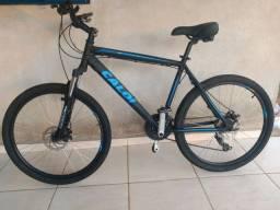 Bicicleta Caloi supra nova