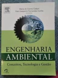 Livro Engenharia Ambiental - conceitos, tecnologia e gestão