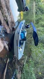 Lancha / barco Marajó levefort 50 hp