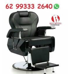 Cadeira de Luxo para Barbearinha de Promoção Reclinável