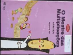 Livro O mestre das multiplicações (ISBN *2903)