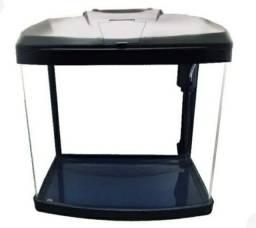 Aquário fish tank 75 litros pronto pra uso