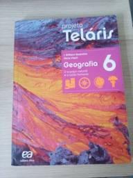 Livro de Geografia Teláris 6