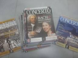 Coleção revista Concerto
