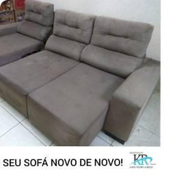 Lava Sofá a Seco