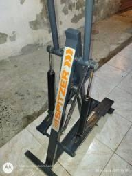 Título do anúncio: Simulador de escada perfeito perder peso fortalece musculo.