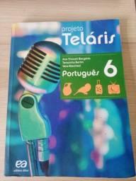 Livro de Português Teláris n6