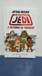 Academia Jedi - O retorno de Padawan