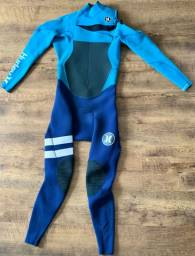 Long John Hurley Fusion 302 Fullsuit Azul