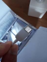 Kit, carregador + fone de ovido, LG novo