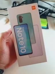 Xiaomi Redmi Note 10 4/128 GB  lacrado - 12x sem juros
