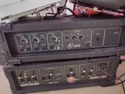 Amplificador de 320