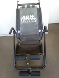 Cadeira de exercícios