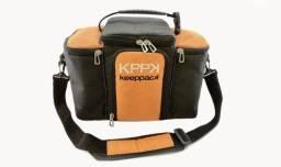 Bolsa Térmica Max Gold Keeppack - Fitness / Musculação - Usada
