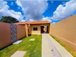 WS casa nova com 2 quartos 2 banheiros com otimo acabamento