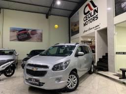 Chevrolet Spin Ltz 7 Lugares 2018 Automática