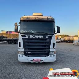 Título do anúncio: Scania G 420