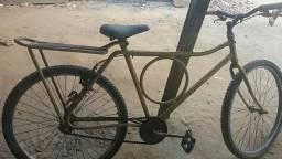 Verdo está bicicleta 300