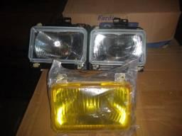 Farol Passat H4 Original amarelo