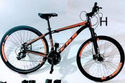 Bicicleta FREIO HIDRÁULICO