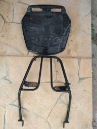 Suporte baú/bauleto/bagageiro XTZ 125