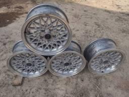 Roda homega 5 furo roda 15