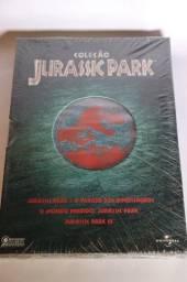 DVD: Coleção Jurassic Park Trilogia - Lacrado