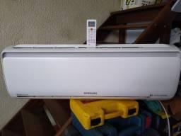 Evaporador Samsung inverter 9.000