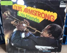 LP Louis Armstrong & his friends