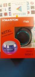 Mini Speaker caixinha de som