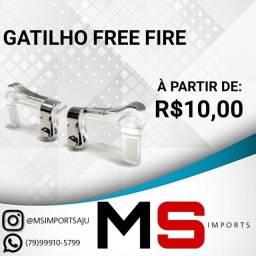 GATILHO FREE FIRE
