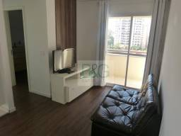 Apartamento com 1 dormitório para alugar, 40 m² por R$ 1.700/mês - Perdizes - São Paulo/SP
