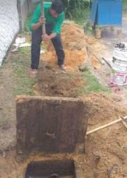 Desentupimento em todos os bairros de Manaus