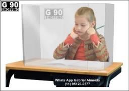 Barreira de Proteção Infantil Escolar - Individual