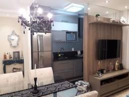 Apartamento Condomínio Pleno Vila Flora com elevador