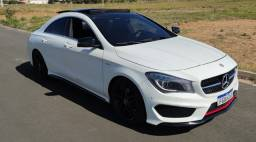 mercedes-benz cla 250 2.0 sport 16v turbo gasolina 4p automatico 2015