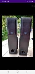 Vendo duas caixas de som potentes