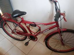 Bicicleta zera com nota