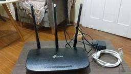 Roteador wi-fi TP-Link, semi-novo