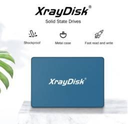 SSD 240GB Notebook/computador Original - XrayDisk Metal (novo/lacrado)