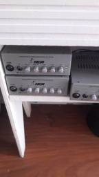 High System Power Nca - Amplifier Ab-50 R4