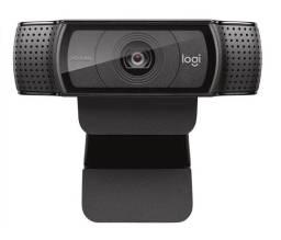 Webcam Logitech C920 Pro Full HD - 1080p - Loja Coimbra Computadores - Temos Motoboy