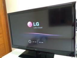 """TV LG 42"""" 42LE5500 *Leia a descrição*"""
